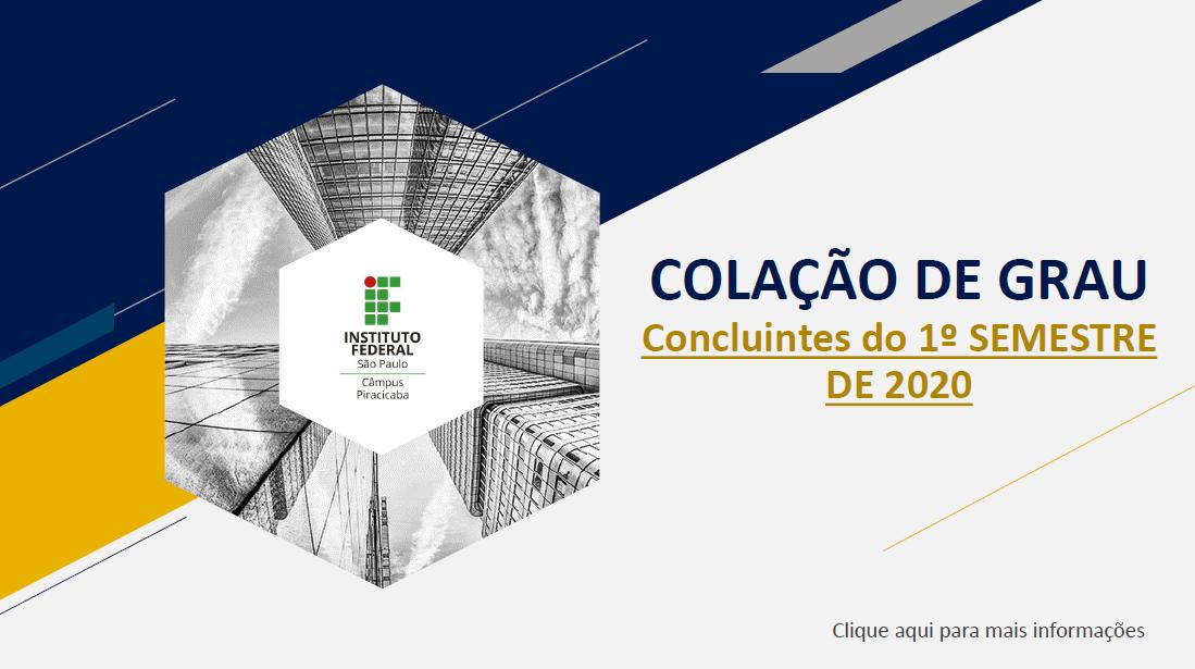 COMUNICADO 038/2020 - CRA - Colação de Grau Virtual