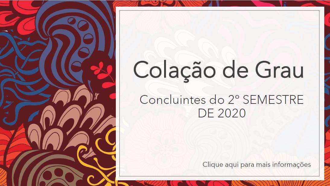 COMUNICADO 011/2021 - CRA - Colação de Grau Virtual