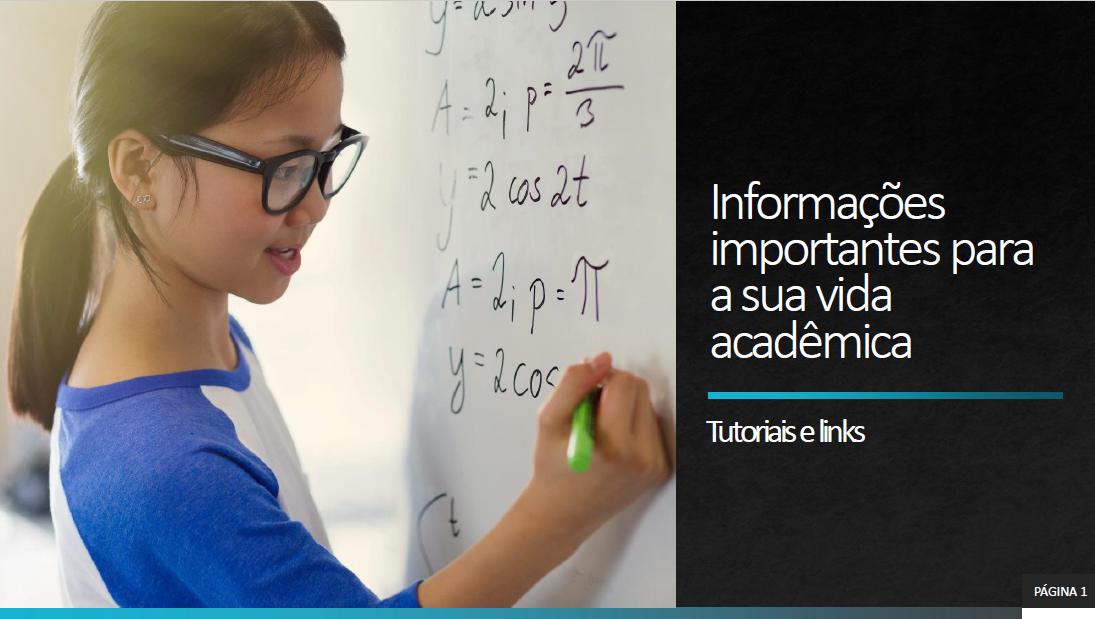 Informações importantes para a sua vida acadêmica (CRA)