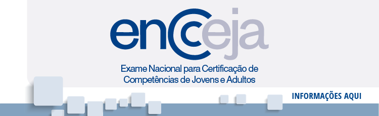 Certificado do Encceja 2019 - Emissão Digital.